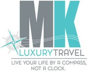 MK Luxury Travel logo